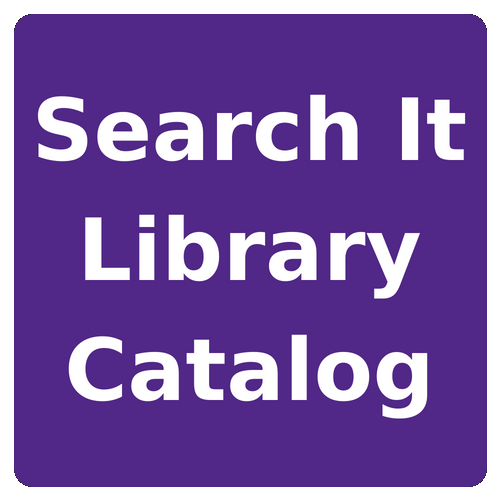search it library catalog button